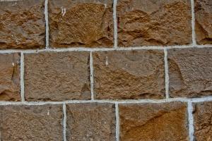 bata, dinding bata, pola, browm, dinding, beton, lama