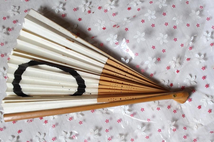hand fan, Japan, art, object, tool