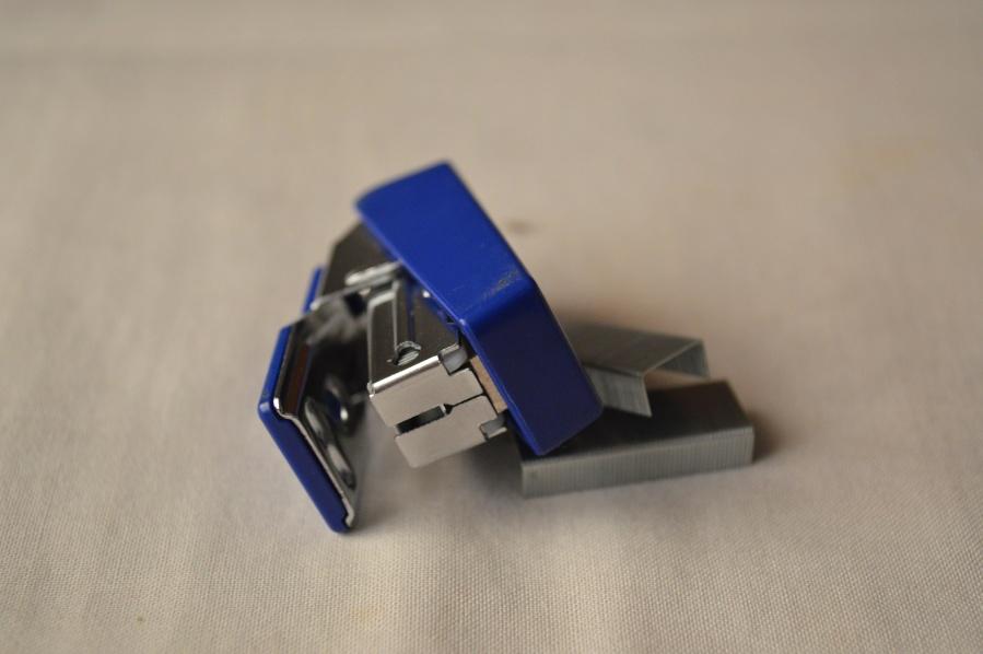 stapler, tool, equipment, technology