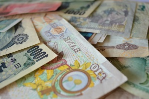 currency, paper, cash, money, exchange office