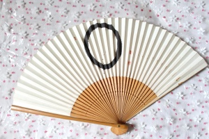 hand fan, Japan, art, object, design, graphic, shape, pattern