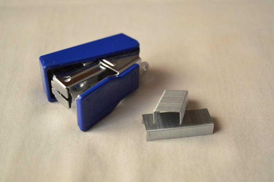 steel, object, stapler, hand tool