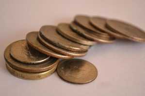 metal coin, cash, economy, money, copper, bronze