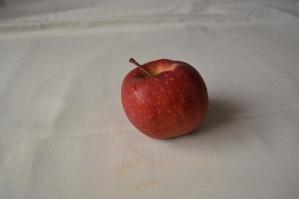 Roter Apfel, Obst, Apfel, Essen, lecker