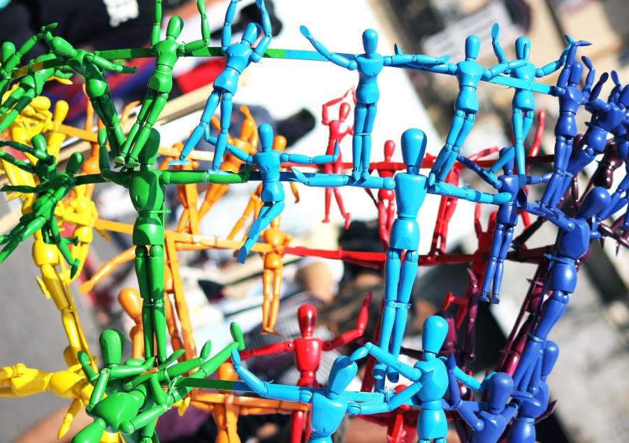 art, sculpture, design, plastic, color, shape