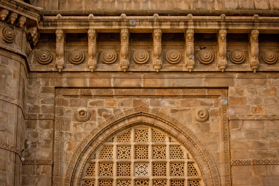 ancient, architecture, wall, decoration, sculpture