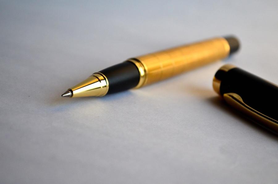 pencil, luxury, gift, object, macro