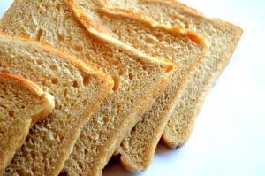 chléb, potraviny, výživa, přípitek, snídaně, jídlo, sacharidy