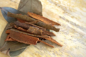 cinnamon, brown, aroma, bark, wood, spice