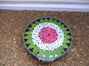 flower, pattern,design, decoration, art, ellipse, arabesque, shape, decorative