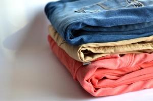 Coloré, tissu, textil, matériel, objet