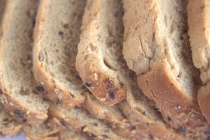brød, kost, mad, morgenmad, kulhydrat