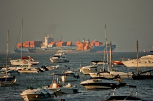 sea, boat, yacht, sailboat, marina, dock, harbor, ship, cargo