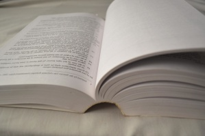 Libro, carta bianca