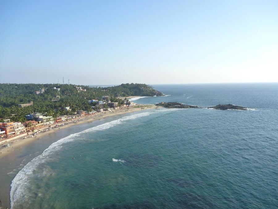 beach,shoreline, sea, water, coast, landscape, panorama
