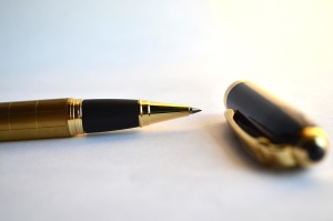 pencil, luxury, gold, object, macro