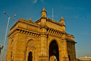 gateway, India, architecture, exterior, monument, landmark