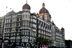 Centrum města, exteriér, Indie, ulice, architektura hotelu,
