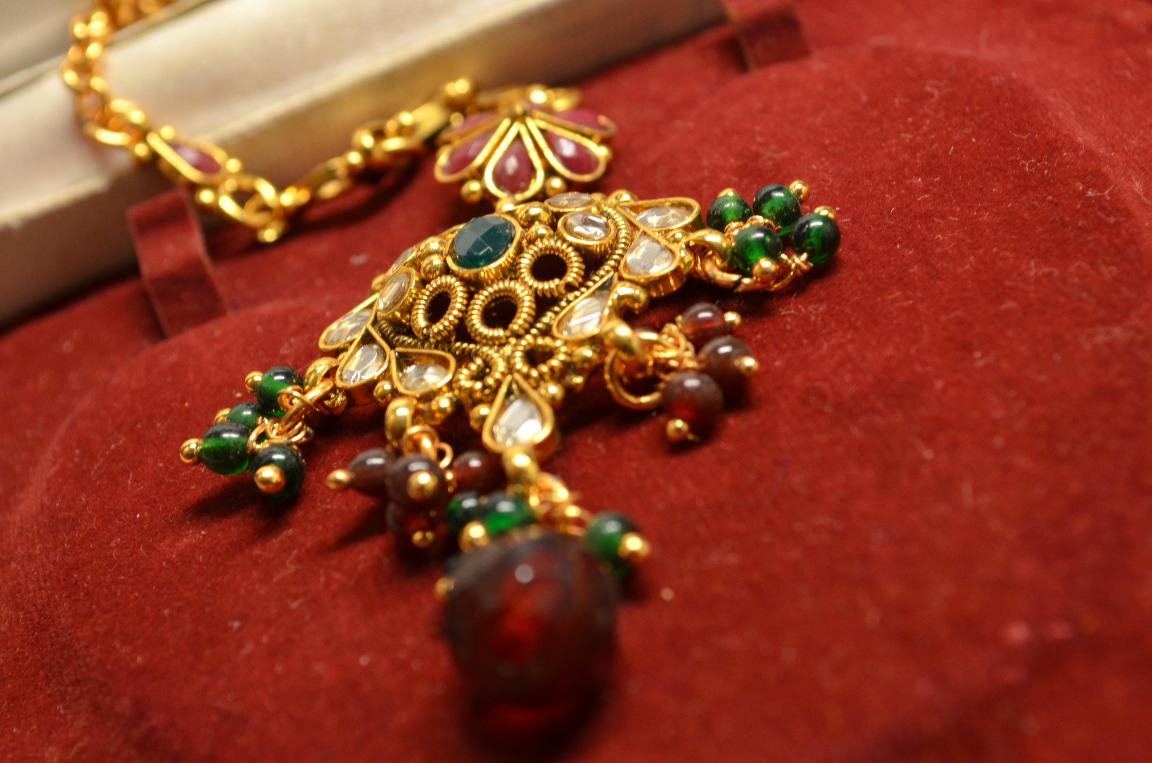Free Picture Jewelry Box Jewelry Decoration Necklace
