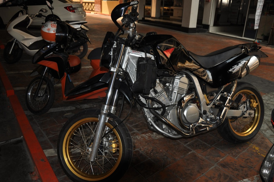 motorbike, motorcycle, motor, vehicle, engine, transportation