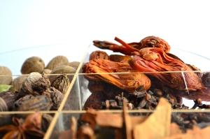 spice, flavor, food, bowl, seed, bark, aroma