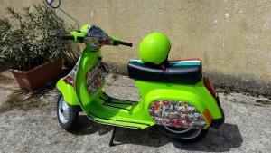Moto, moto, cyclomoteur, oldtimer, rétro, véhicule