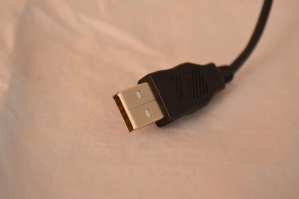 USB cord, cable, black, connector, equipment