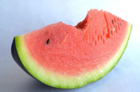 watermelon, melon, fruit, food
