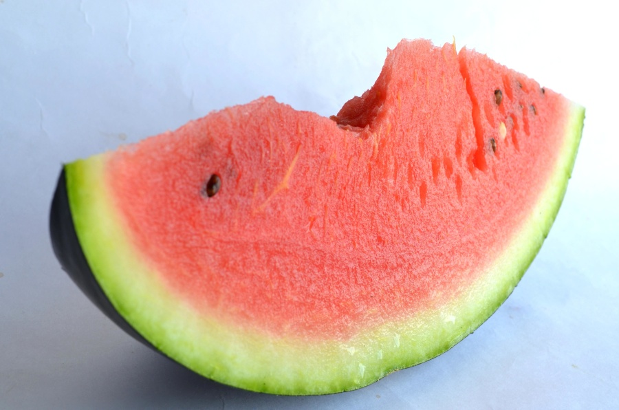 watermelon, melon, fruit, food