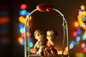 toy, romance, object, decoration