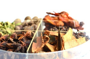 aroma, kom, kruid, voedsel