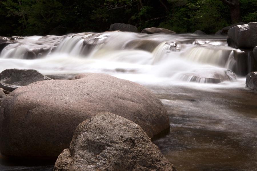 landscape, nature, river, water