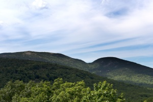 brda, šuma, plavo nebo, prirode, krajolika, stablo, planina, dolina, nebo