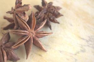 anise, spice, star, shape, flavor, aroma, organic