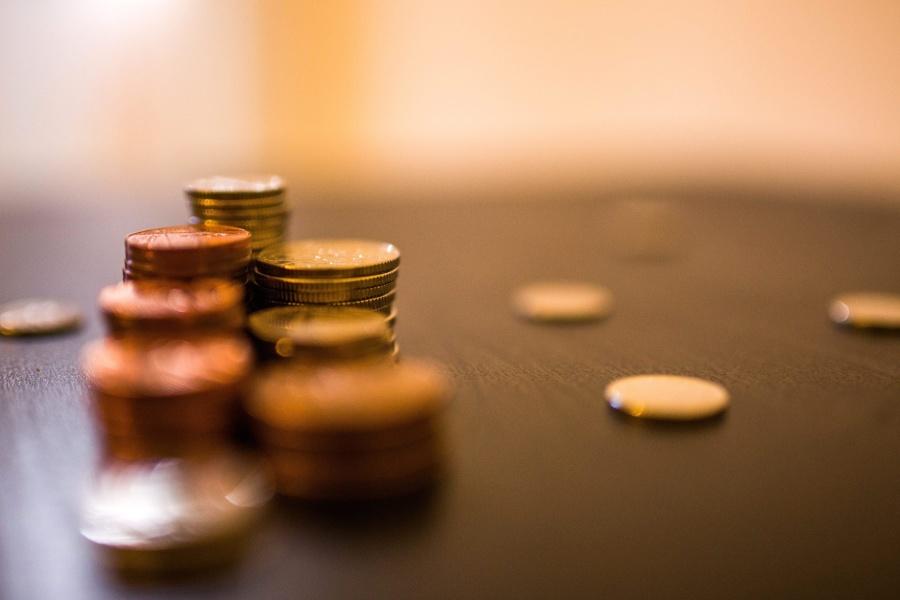 metal, object, money, cash, metal coin