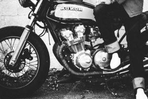 Oldtimer, antigüedad, oldtimer, lujo, moto