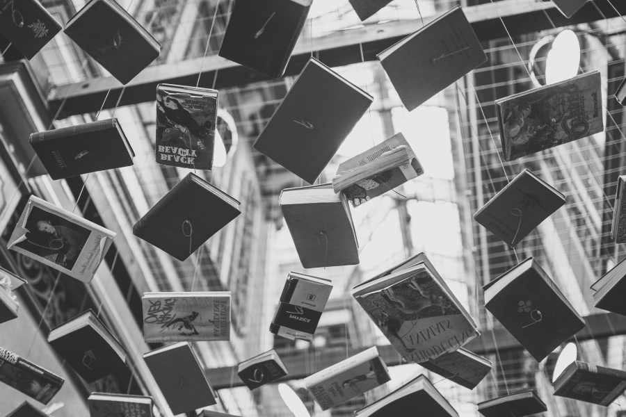 book, art, ceiling