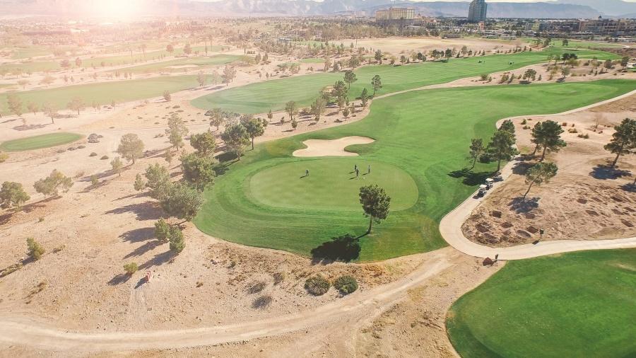 golf, sport, field, grasscourse, land, landscape