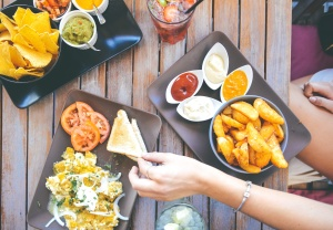 ruokavalio, ruoka, Ravintola, salaatti, peruna