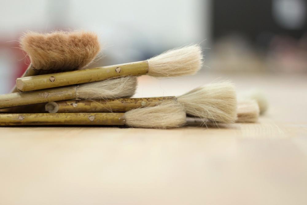 paint brush, object, macro, tool