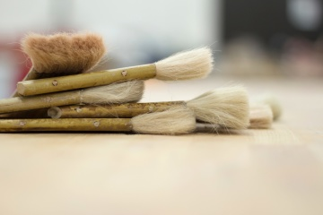 paint brush, object, macro, tool