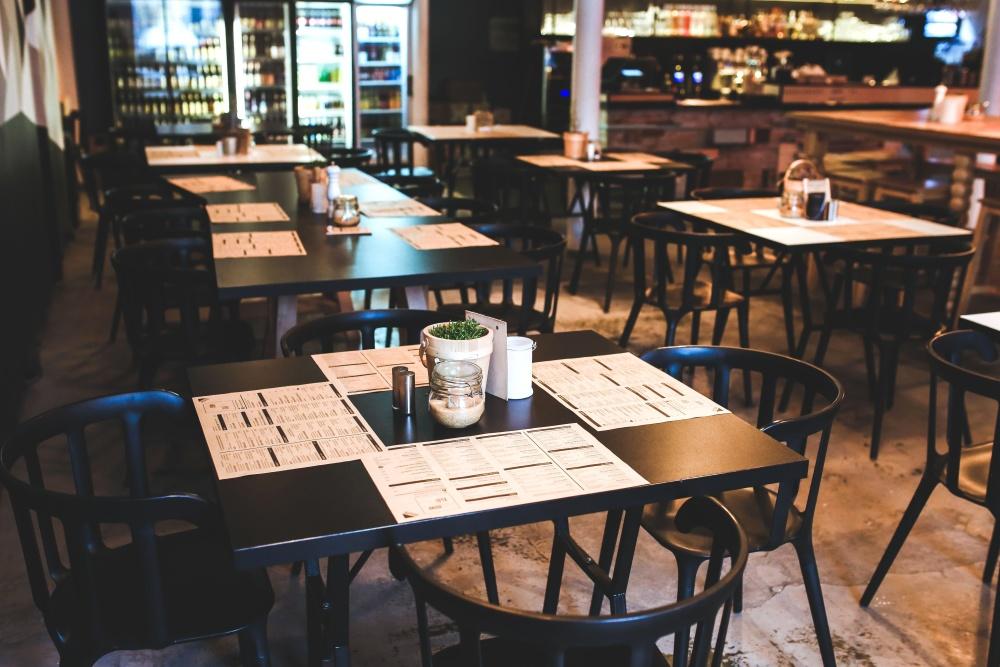 rustic, restaurant, room, furniture, interior, chair