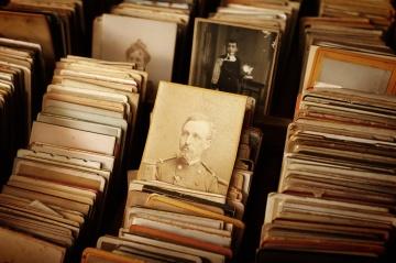 Fotosammlung, antike, foto, foto, alt, geschichte