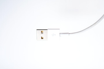 white, cable, object, wire, minimal