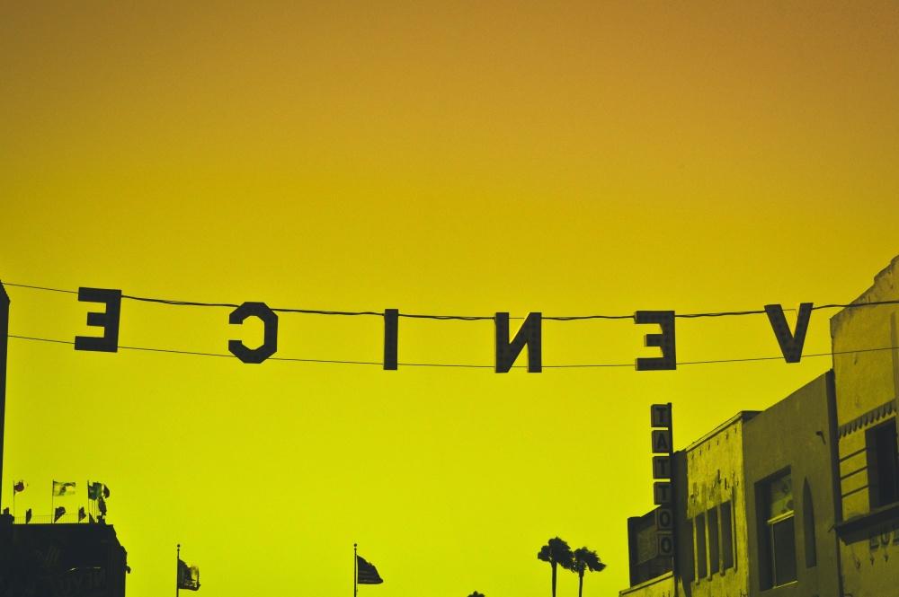 dusk, street, town, sign, sky, shadow, sky, symbol