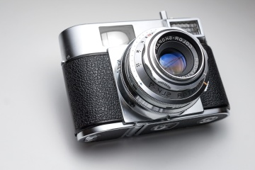 classic, analog camera, lens, photo camera, antique