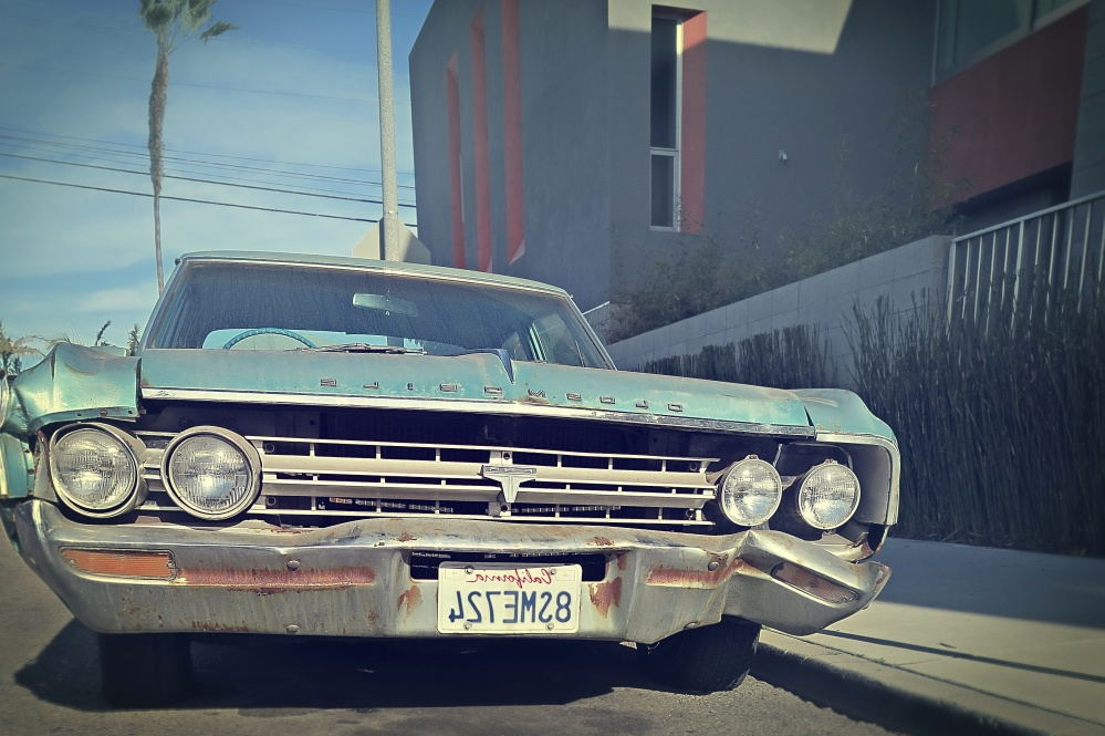 old, rust, oldtimer, retro, headlight, car, vehicle