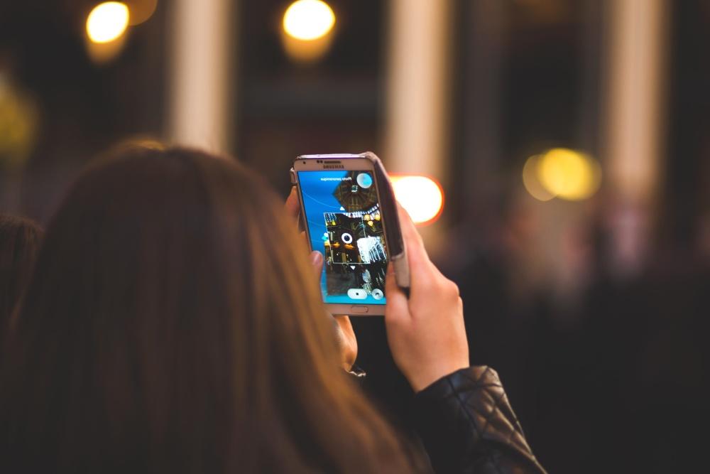 mobile phone, telephone, technology, photo
