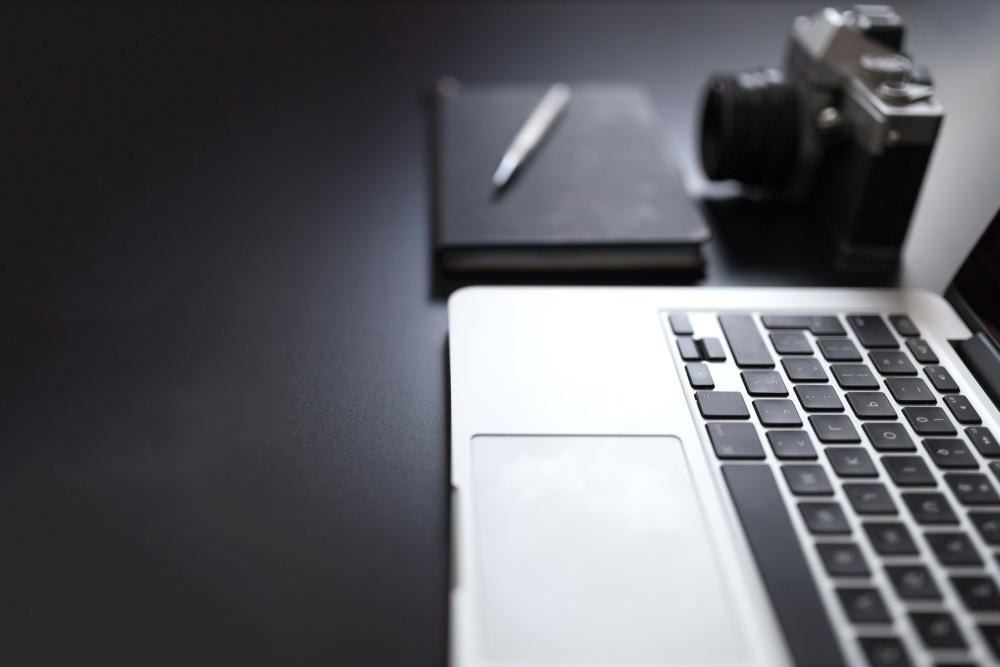 Imagen gratis c mara de fotos bloc de notas teclado de - Foto teclado ordenador ...