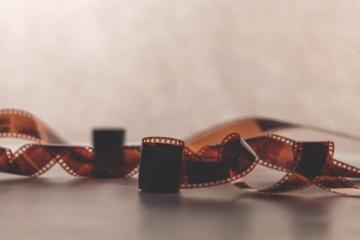 camera, photo film